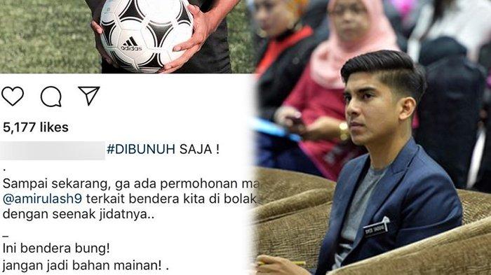 Pemain U-16 Malaysia Dapat Ancaman, Menpora Syed Saddiq Minta AFF Tindak Tegas Netizen Indonesia