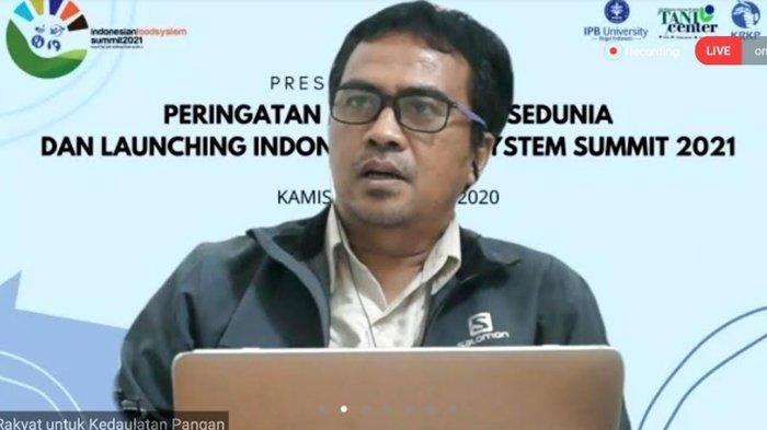 Wajah Asli Sistem Pangan Indonesia Terkuak Saat Pandemi, KRKP : Pelajaran Penting