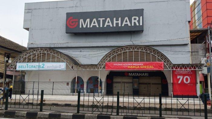 Ini Daftar Mall di Kota Bogor yang Tutup Akibat Dampak Virus Corona