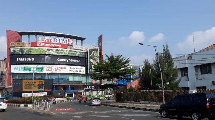 Penutupan Sementara Operasional Mal di Bogor Berlanjut, Ini Daftar Tenant yang Tetap Buka