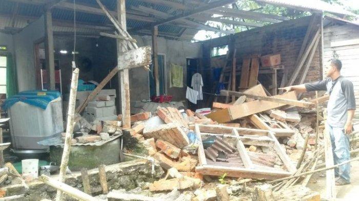 UPDATE Dampak Gempa Ambon 6,8 SR - 20 Meninggal hingga Pengungsi Diperkirakan Capai 2.000 Jiwa