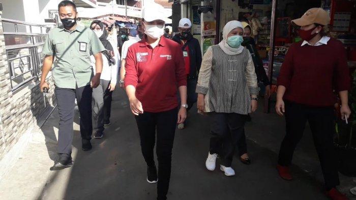 Kemensos Salurkan Sembako ke Warga Babakan Pasar Bogor yang Belum Terima Bantuan