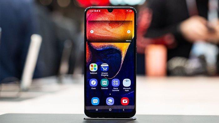 Ini Spesifikasi dan Harga Samsung Galaxy A50 dan Galaxy A30, Dibanderol Rp 3 - 4 Jutaan !