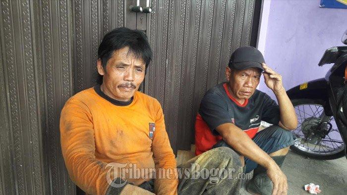 Kisah Samsudin, Mantan Ketua RT yang Kini Bekerja Sebagai Pemotong Pohon dan Bersihkan Kali di Bogor