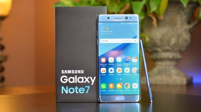 Spesifikasi dan Harga Terbaru Samsung Galaxy Note 7 Sekarang