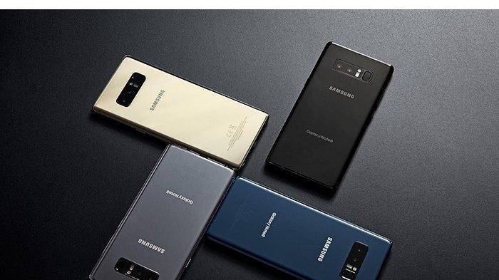 Update Harga HP Samsung Bulan November 2020 - Selengkapnya Cek di Sini!