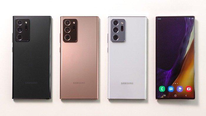 Update Harga HP Samsung Bulan November 2020 - Selengkapnya Lihat di Sini!