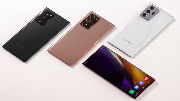 Daftar Harga HP Samsung Terbaru 2021, Lihat di Sini!