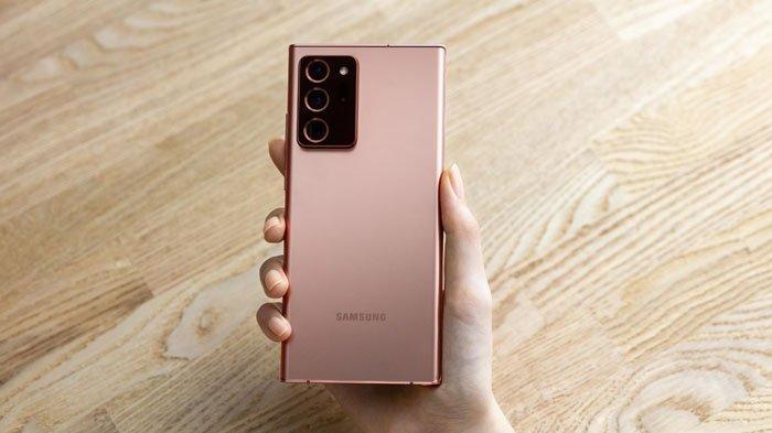 Spesifikasi Samsung Galaxy Note20 Ultra, Intip Sederet Fitur Kamera Canggihnya di Sini!