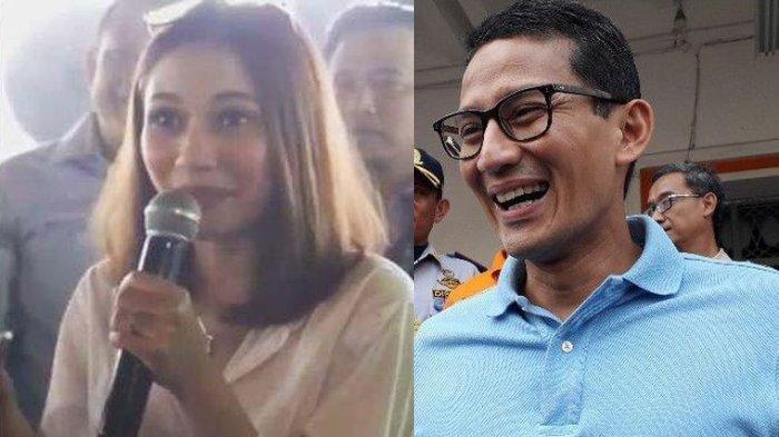 Momen Sandiaga Uno Dilamar Mahasiswi Yogyakarta Viral : Saya Boleh Jadi Istri Kedua Bapak ?