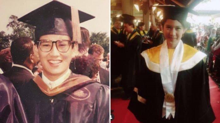 Jawab Tantangan Najwa Shihab, Dian Sastro hingga Sandiaga Uno Bagikan Foto Wisuda Lawasnya