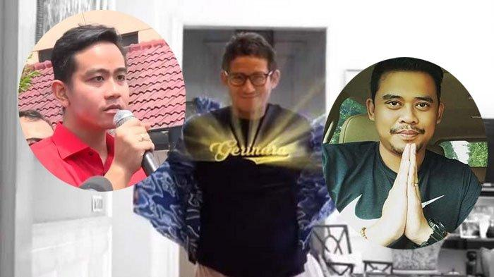 Gibran dan Bobby Akan Tetap Nyalon Bila Jokowi Tak Presiden ? Sandiaga Uno Singgung Soal Warisan