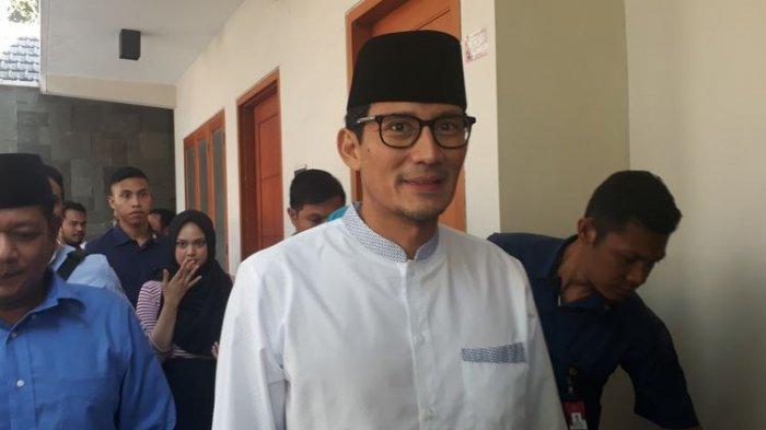 Ferdinand Hutahaean Mundur dari Koalisi Prabowo-Sandi, Sandiaga Uno Ucap Terima Kasih