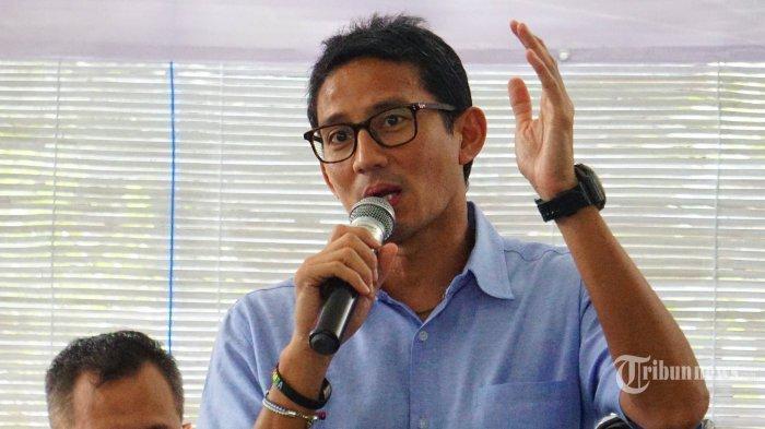 Andre Rosiade Minta Gubernur Sumbar Jawab Aspirasi soal Lockdown, Sandiaga: Kita Tak Pilih Jalan Itu