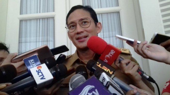 Ditanya Kapan Prabowo Akan Bertemu SBY, Sandiaga: Pak Fadli Zon yang Sampaikan