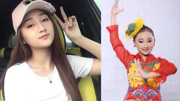 Dari Penari ke Penyanyi Dangdut Tuai Cibiran, Sandrina 'Goyang 2 Jari': Haters Makin Buat Terkenal