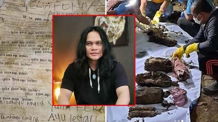 Duga Bungkusan Pocong Berisi Foto Cewek & Mantra Adalah Santet, Mbah Mijan : Pelakunya Gangguan Jiwa