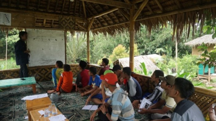 Mahasiswa IPB Bentuk Agrisantripreneur Yaitu Santri Berbasis Pertanian