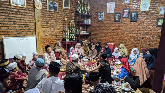 Santri di Ponpes Syababul Rahman Bojonggede Bogor Dilatih Mendalami Ayat Al-Quran