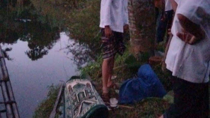 Seorang Santri di Rumpin Tenggelam di Bekas Galian Pasir usai Mencuci Karpet, Belum Ditemukan