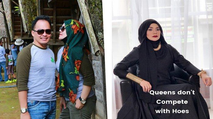 Ditantang Faisal Harris untuk Bertemu Langsung, Sarita Kasih Balasan Menohok : Ibu Lagi Cari Nafkah