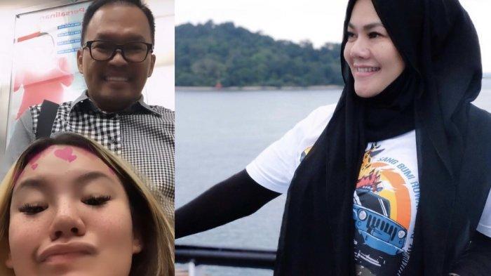 Sarita Pamer Makan Malam Bareng Faisal Harris dan Anak, Sindir Jennifer Dunn: Family Time