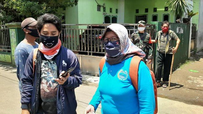 Cegah Covid-19, Satgas Desa Bojonggede Jemput Bola Lakukan Swab Test