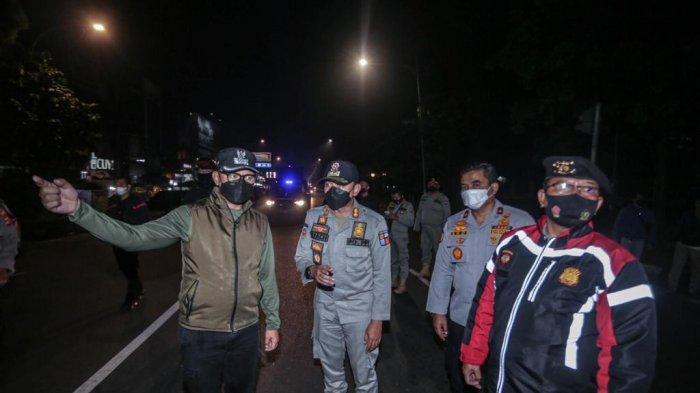 Perketat Pengawasan, Satgas Covid-19 Kota Bogor Kembali Sanksi Kafe dan Tempat Hiburan Malam