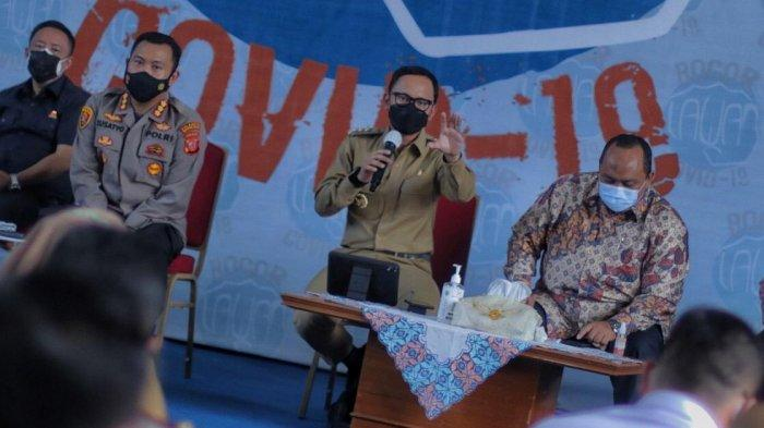 Demi menekan penyebaran kasus Covid-19, Satgas Covid-19 Kota Bogor membentuk Satgas Kewaspadaan Pemudik dan Pendatang.