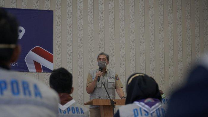Sebanyak 60 orang anggota Pramuka Kwarcab Kota Bogor dibentuk dan bergabung dalam Satuan Tugas (Satgas) Covid-19 Kota Bogor.