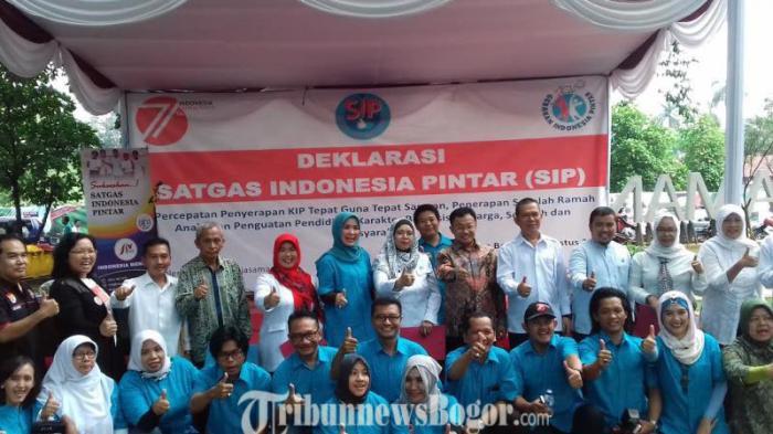 Satgas Indonesia Pintar Awasi Penyebaran KIP, Biar Tidak Dipakai Buat Kampanye