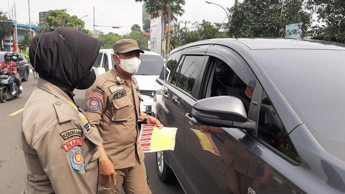 Gagal Masuk Kawasan Puncak, 405 Kendaraan Diputar Balik di Simpang Gadog Bogor