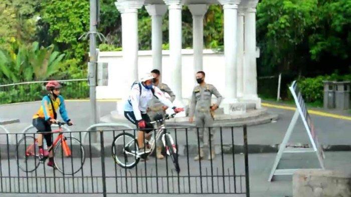 Pedestrian Seputar SSA Kota Bogor Ditutup Tiap Jumat, Sabtu dan Minggu