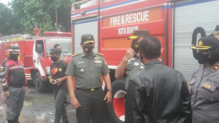 Ini Dugaan Penyebab Kebakaran di Pom Mini Komplek Teplan Bogor