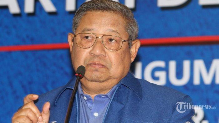 Moeldoko Jadi Ketum Demokrat Versi KLB Kontra AHY, SBY : Jauh dari Sikap Ksatria, Hanya Membuat Malu