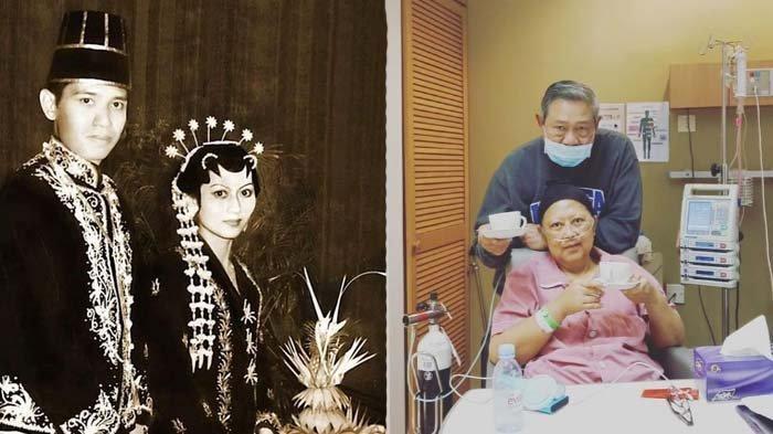 Kata-kata Terakhir Ani Yudhoyono, SBY Ingin Cium Kening Sang Istri Sebelum Berpisah untuk Selamanya