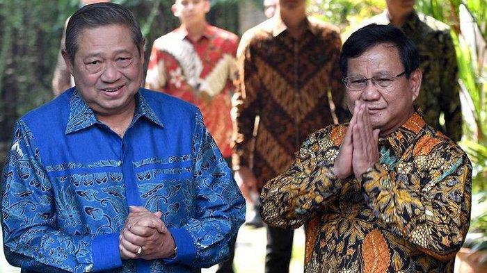 Prabowo Tolak Hasil Pilpres - Demokrat: Buktikan Saja di MK, Tapi Jangan Sampai Mengadu-ngadu Rakyat