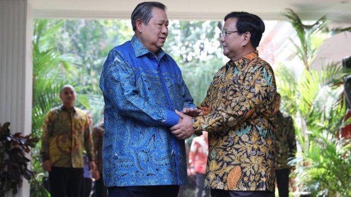 Soal Tudingan SBY Lakukan Politik Dua Kaki , Zulkifli Hasan : Satu di Prabowo, Satu di Sandiaga