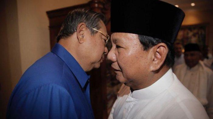 Jatah Kursi Menteri untuk Demokrat Belum Jelas Jika Prabowo Menang Pilpres, PAN dan PKS Sudah Aman?