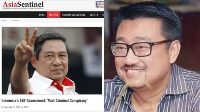Politikus Demokrat Ungkap Ada Konglomerat yang Diduga Ikut 'Cukongi' Artikel SBY di Asia Sentinel