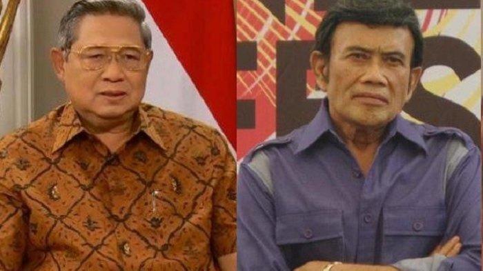 Rhoma Irama Persembahkan Lagu Berjudul 'Ani' Untuk Kesembuhan Ani Yudhoyono, SBY Terharu