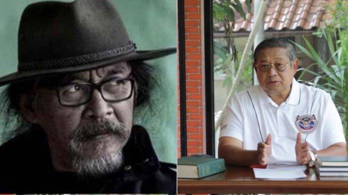 SBY Ciptakan Lagu di Tengah Pandemi Covid-19, Sudjiwo Tedjo: Maaf, Pencipta Hanya Tuhan