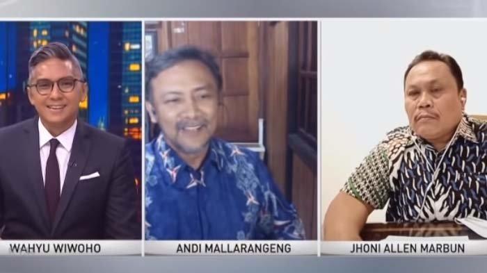 SBY dituding kudeta Anas demi rebut Demokrat, Andi Mallarangeng skakmat Jhoni Allen