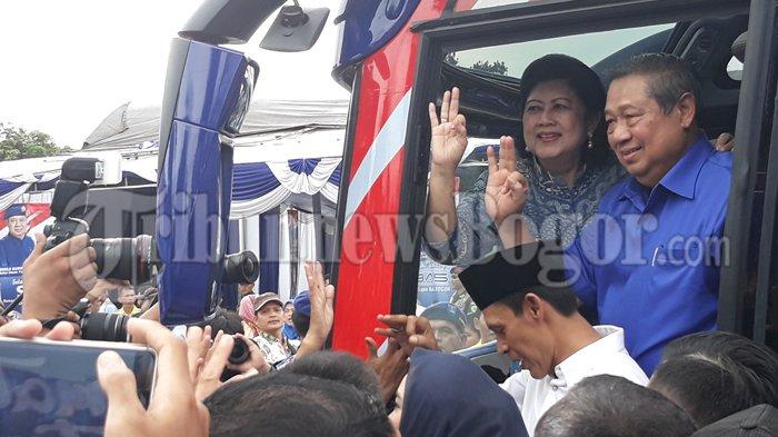 Max Sopacua Ungkap Tour De Jawa Barat sebagai Strategi SBY Menangkan Pilkada dan Pilpres