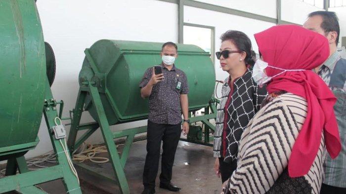 Peninjauan Sentul City Recycle Center, Bupati Bogor: Ini Akan Jadi Percontohan Untuk Perumahan Lain