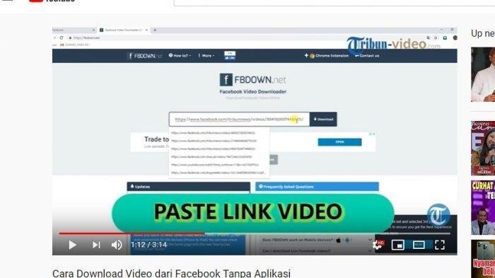 Cara Mudah Download Video dari Facebook, Tanpa Harus Download Aplikasi