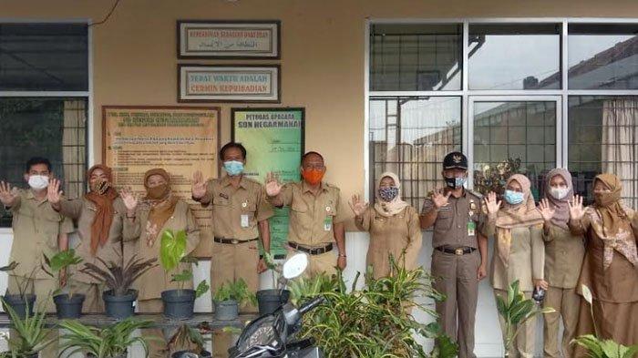 SDN di Kecamatan Leuwiliang Bogor Mulai Lakukan PTM, Satgas Covid-19 Lakukan Monitoring