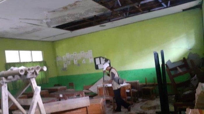 Rusak Berat, SDN Parigi di Nanggung Bogor Sudah Tak Layak, Renovasi Tak Kunjung Dilakukan