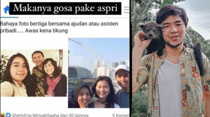 Putus dari Anak Jokowi, Felicia Tissue Dijodoh-jodohkan dengan Anak Ahok, Sean Beri Pengakuan