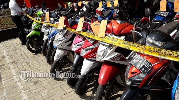 Jadi Koordinator Penadah Motor Curian, Oknum Pegawai Lapas Ditangkap Polisi